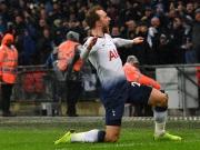 Joker Eriksen erlöst Tottenham in der Nachspielzeit