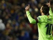 Messi, Messi, Messi - Barça zaubert und jubelt