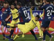 Spektakel in Huesca: Drei Elfmeter, Platzverweis, Last-Minute-Ausgleich