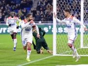 Henry weiter in Not: Lyon spielt Monaco schwindelig!