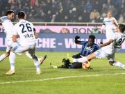 Zapata steht früh auf - und Lazio hadert ganz spät