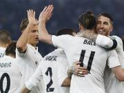 Dank Bales Dreierpack: Real im Finale