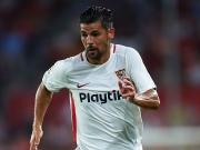 Zurück in der Startelf und sofort Torschütze: Nolito leitet Sevilla-Sieg ein