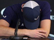 Emotionen pur! Murray verlässt PK-Raum