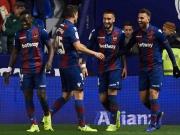 Levante ärgert Barça - Coutinho trifft spät