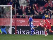 Fallrückzieher-Tor reicht Girona nicht - Alaves auf Europapokal-Kurs