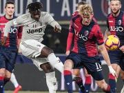 Slapstick-Einlage und Tanz-Jubel: Juventus im Viertelfinale