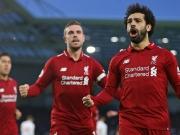 Groß hilft Liverpool - Salahs kuriose Elfer-Statistik