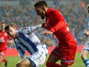 Zwei Tore in acht Minuten: Blitzstart hilft Real Sociedad