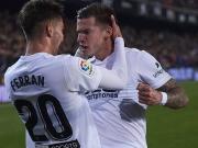 Valencia dreht spät auf - Joker-Doppelpack, Torres überragend