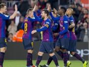 Dembelé und Messi brillieren: Barça siegt 3:0