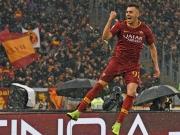 Richtig was los in Rom: Regen, Fouls und fünf Tore