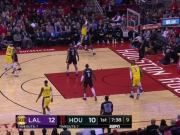 GAME RECAP: Rockets 138, Lakers 134