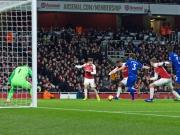 Lacazette macht es wuchtig - Arsenal überholt United