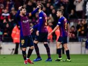 … und dann kam Messi