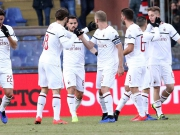 Chancen en masse für Genua - Milan holt Dreier