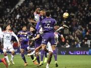 Heiße Schlussphase in St. Etienne - Dembelés Last-Minute-Kopfball