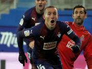 Espanyol geht baden: Premiere für De Blasis
