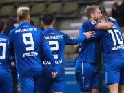 Dank Wanitzek-Hammer: KSC dreht Partie gegen Köln