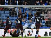 Trotz Schlendrian: Arsenal zu stark für Huddersfield