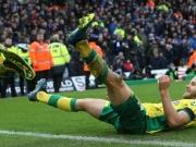 Pukki trifft und trifft: Norwich bleibt top