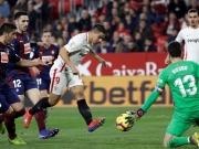 Eibar ärgert Sevilla und am Ende sich selbst
