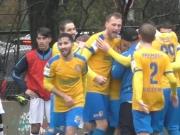 Dämpfer im Meisterschaftsrennen: Teutonia 05 unterliegt BU