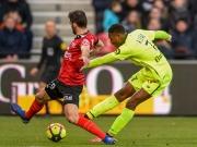 VAR verhindert Guingamp-Ausgleich - Lille festigt Platz zwei