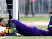 Kurioser Elfmeter: Subasic hält Monaco-Sieg nur scheinbar fest