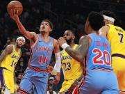Rückschlag für die Lakers trotz LeBrons Triple-Double