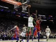 Celtics' Ausrufezeichen gegen Philly