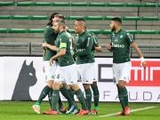 Dank Slapstick-Tor: St. Etienne springt auf Rang vier