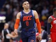 Mega-Westbrook-Triple-Double - OKC verliert dennoch