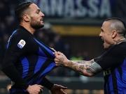 Icardi klatscht, Perisic trickst: Inter siegt nach fünf wilden Minuten