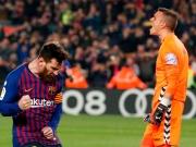 Überragender Masip krönt seine Leistung - Messi trifft nur einmal vom Punkt