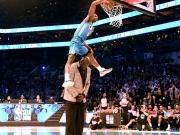 Über O'Neal: Diallo siegt im Slam Dunk Contest