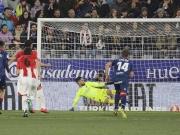 Nach Garcias Elfmeter hält Iago Herrerin den Bilbao-Sieg fest