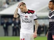 Field Goal aus einem Meter - Guingamp verpasst den Sieg in Bordeaux