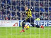 Dreierpack Deulofeu: Watford schießt Cardiff ab