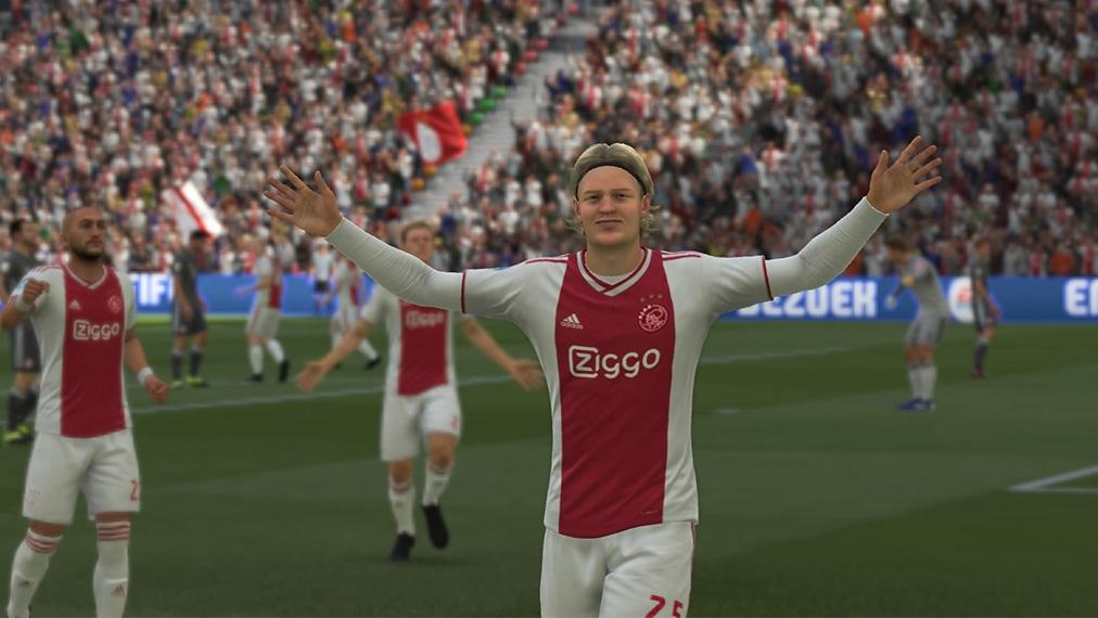 FIFA 19: So spielt ihr Ajax Amsterdam | Das Detail liegt in der Taktik | Video - kicker