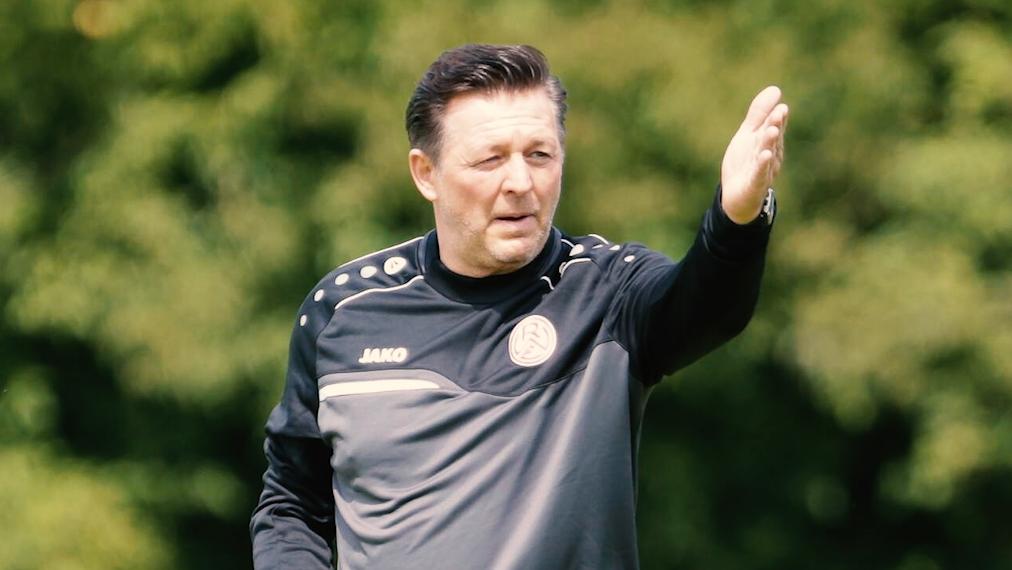 Auch HSV-Fans gratulieren: Titz über seine neue Aufgabe bei RWE