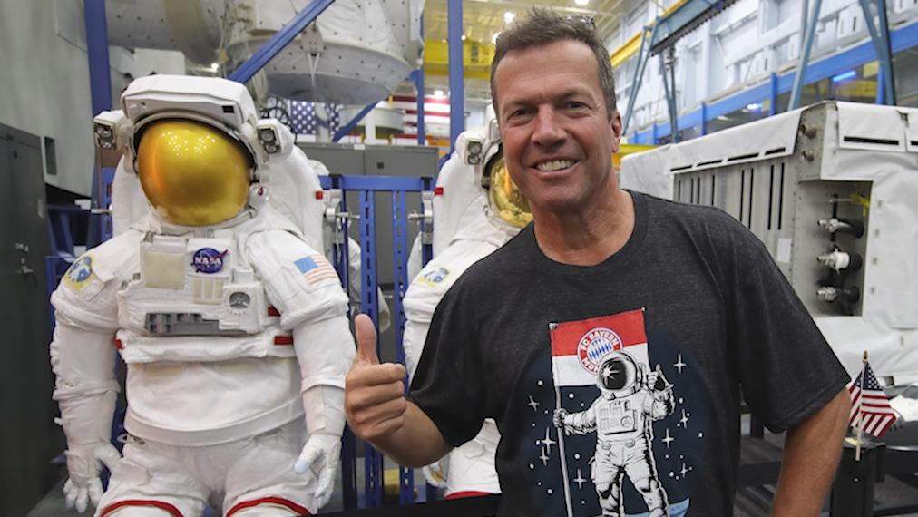 Boateng, NASA und die Galaktischen - Der FC Bayern in Houston | kicker.tv Hintergrund | Video - kicker