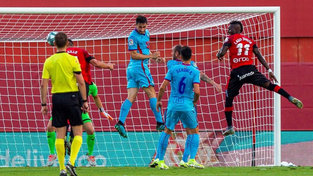 Mallorcas Mut wird belohnt: Oliveira trifft ins richtige und ins falsche Netz | La Liga - Highlights by DAZN | Video - kicker