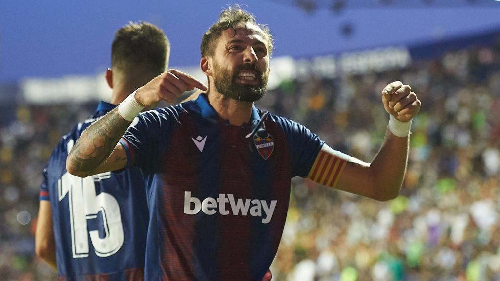 Joker stechen: Levante bezwingt Valladolid spät | La Liga - Highlights by DAZN | Video