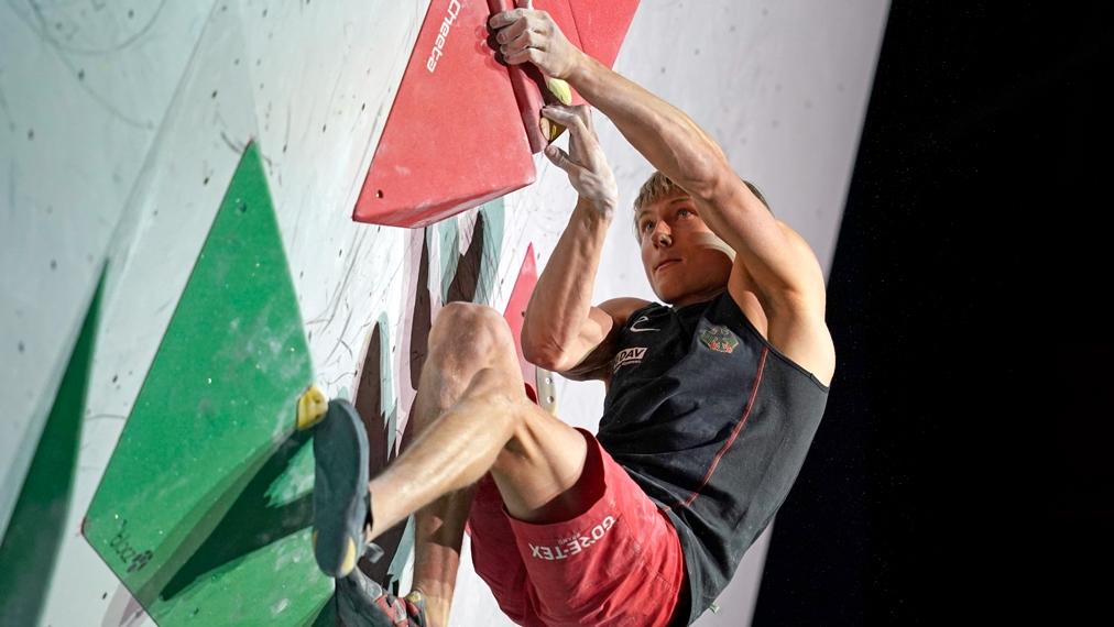 """Nicht nur für Megos - """"Olympia als große Chance für den Klettersport"""""""