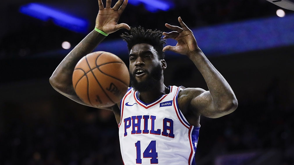 Embiid gut drauf, Pelles Blockparade: Sixers schlagen Pistons