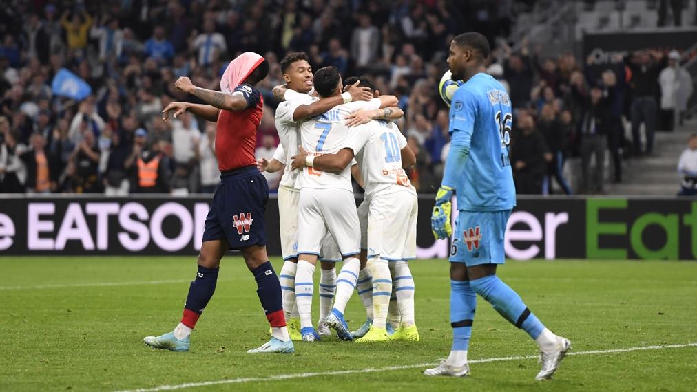 """Kuriositätenkabinett in Marseille: """"OM"""" besiegt Lille"""