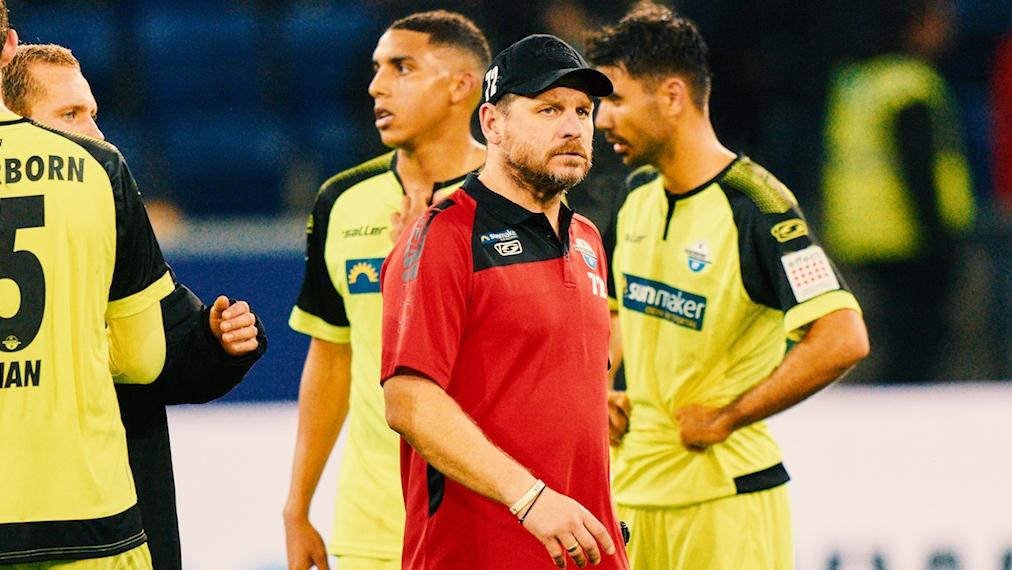 Die Ruhe in der Krise - Paderborn plant auch für Liga zwei