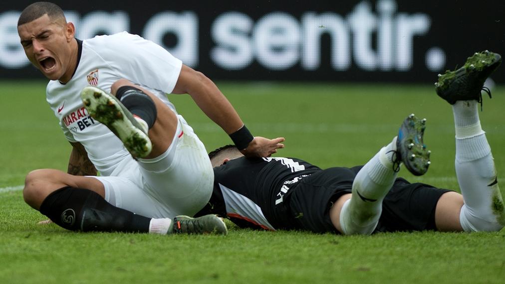 Diego Carlos rettet Sevilla gegen Leganes   La Liga - Highlights by DAZN   Video