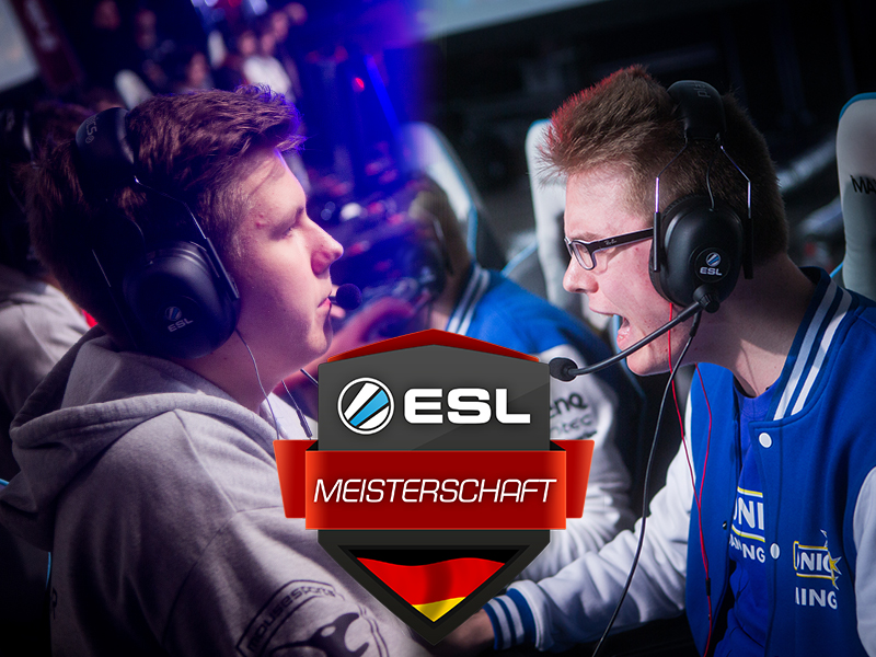 league of legends esl meisterschaft